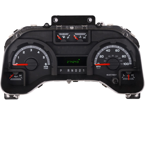 2009 - 2017 Ford E-Series Instrument Cluster Repair