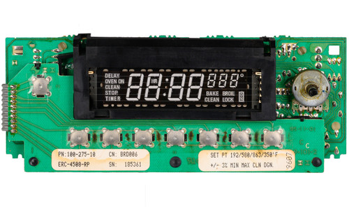 GE WB19X267 Oven Control Board Repair