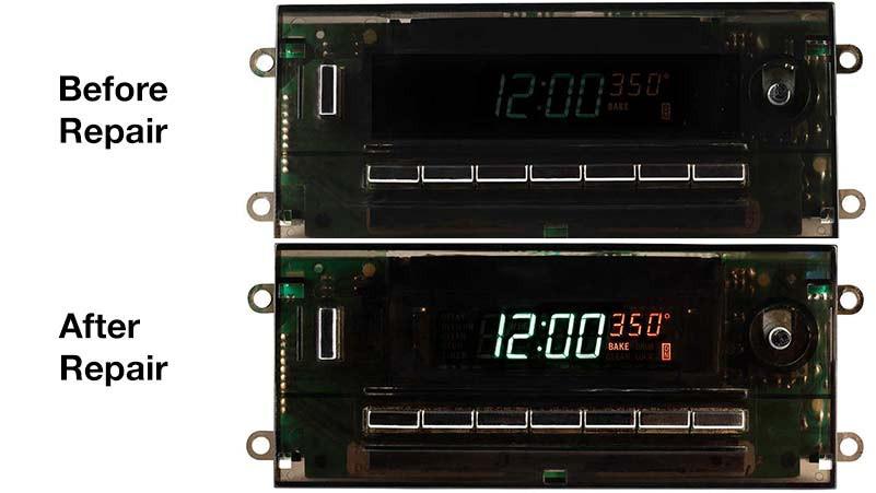 31898501 Oven Control Board Repair