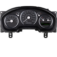 2006 - 2008 Lincoln Mark LT Instrument Cluster Repair