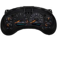2001 - 2005 GMC Sonoma Odometer Gear Indicator Repair