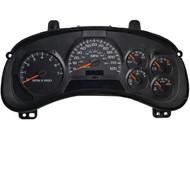 2003 - 2008 Chevrolet Trailblazer Instrument Cluster Repair