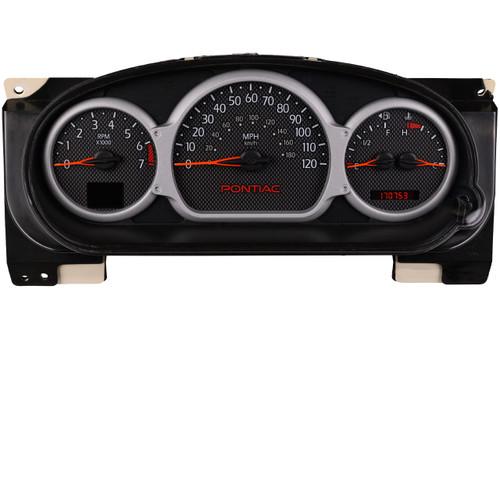 2002-2005 Pontiac Aztek Instrument Cluster Repair