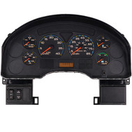 International CE Instrument Cluster Repair