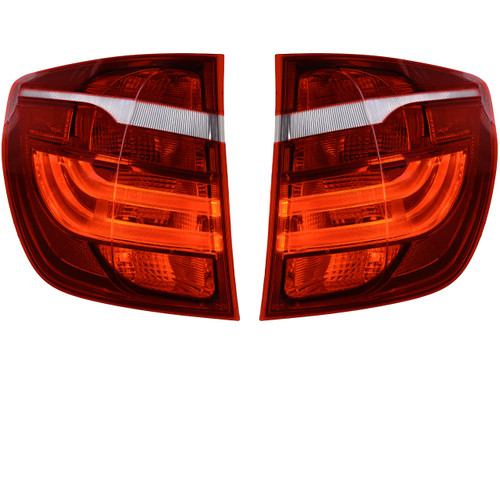 2011 - 2017 BMW X3 Taillight Repair