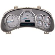 Buick Rainier Instrument Cluster Repair