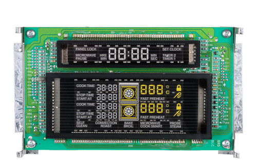 00144001 Oven Control Board Front