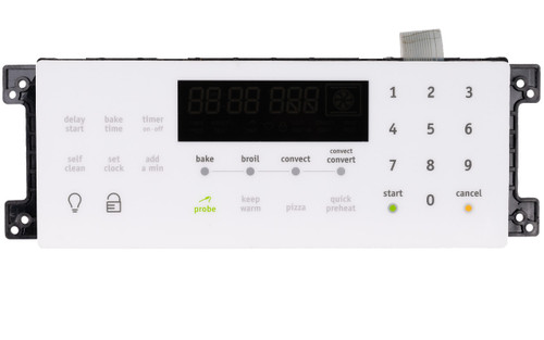 316560118 Oven Control Board Repair Front