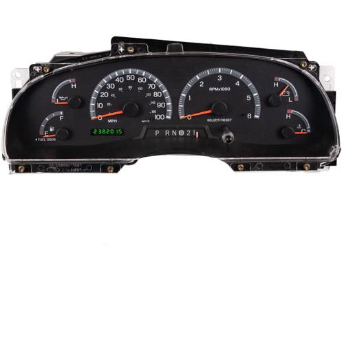 1999 - 2003 Ford Odometer Display