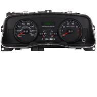 2006 - 2011 Crown Victoria LCD Instrument Cluster Odometer Repair
