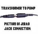 In-Line Jack Connection