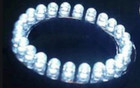 24 LED Ring Submersible white