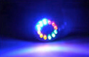 12 LED Light ring color RGB