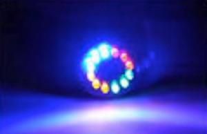 12 LED Light ring color RGB