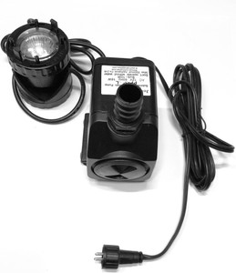 PP388 with round light
