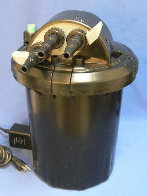 LSE Lighting 7W UV Bulb for Jebao CF-10 Bio-Pressure Pond Filter