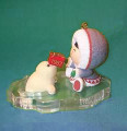1987 Frosty Friends Hallmark Ornament