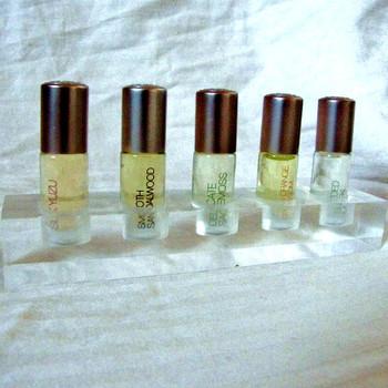 Original Gap Scented Perfume Oils