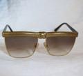 Vintage Laura Biagiotti Gold Sunglasses