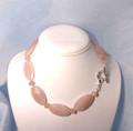 Ralph Lauren Rose Quartz Necklace