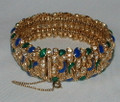 Vintage signed Ciner Bracelet