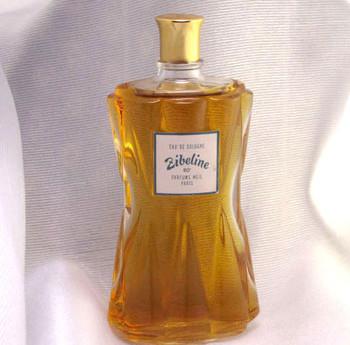 Vintage Zibeline Eau de Cologne