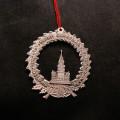 Vintage Nicholas Gish Independence Hall Christmas Ornament