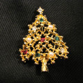 Eisenberg Style Christmas Tree pin