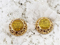 Vintage Chanel by Rubcamel Clip Earrings