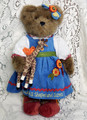 Boyds Bear Kelsey Goodfriend with Lil' Stretch and Tweet  #4015942