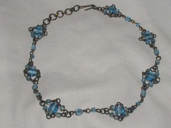 Victorian-Style choker necklace