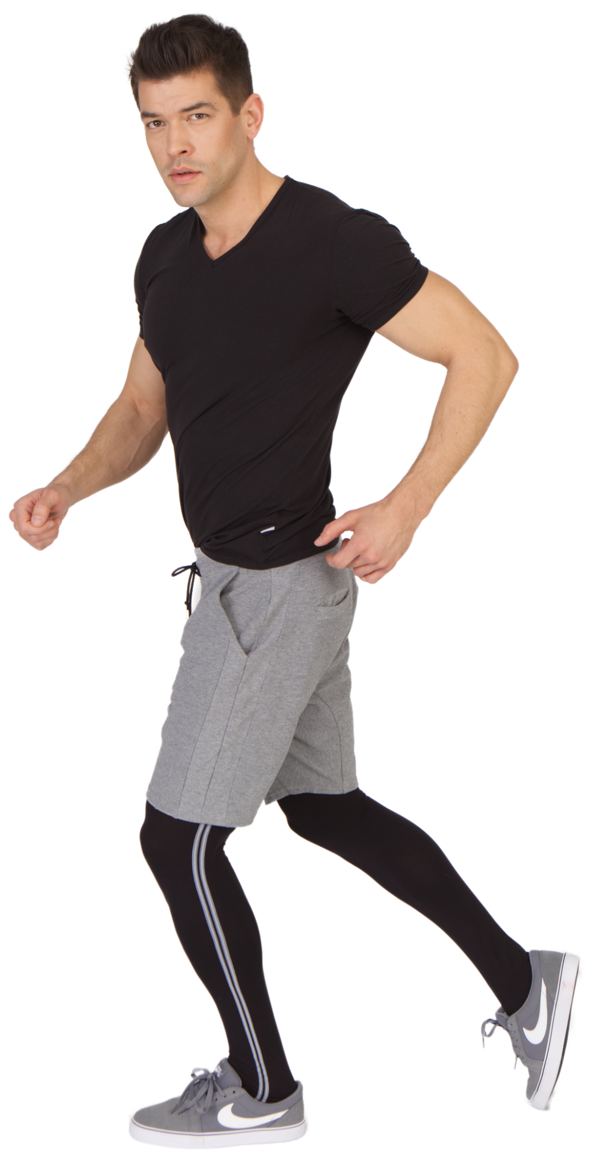 Buy the Adrian Sport tights for men at Activskin.com!