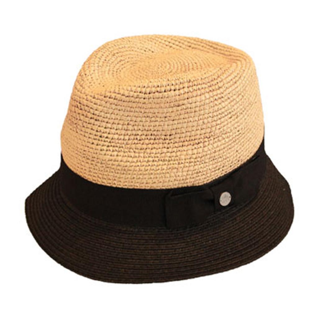 Kooringal | Bronte Fedora | Hats Unlimited