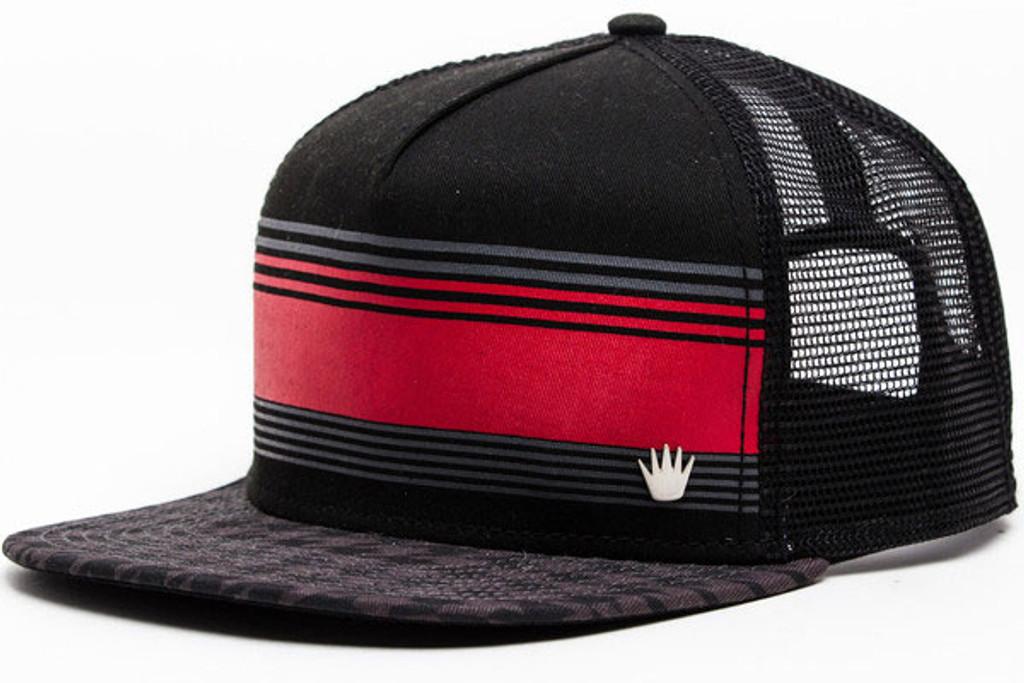 No Bad Ideas   Hecter Snapback Cap   Hats Unlimited