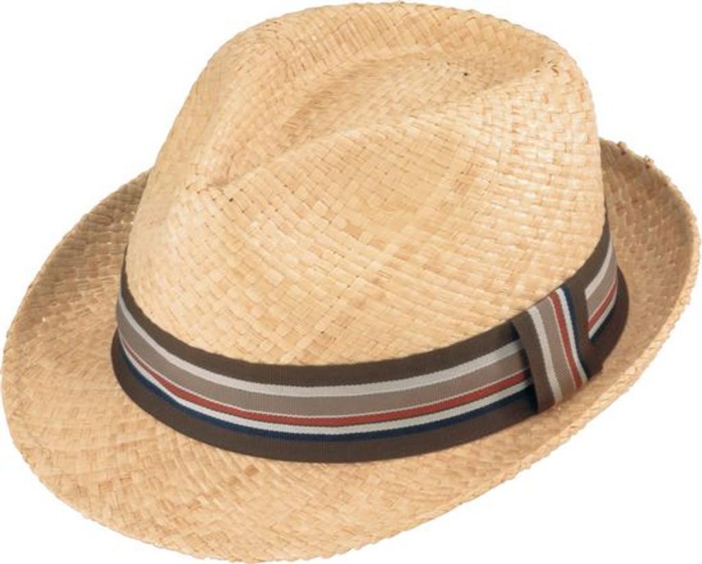 Henschel   Light Raffia Fedora Hat   Hats Unlimited