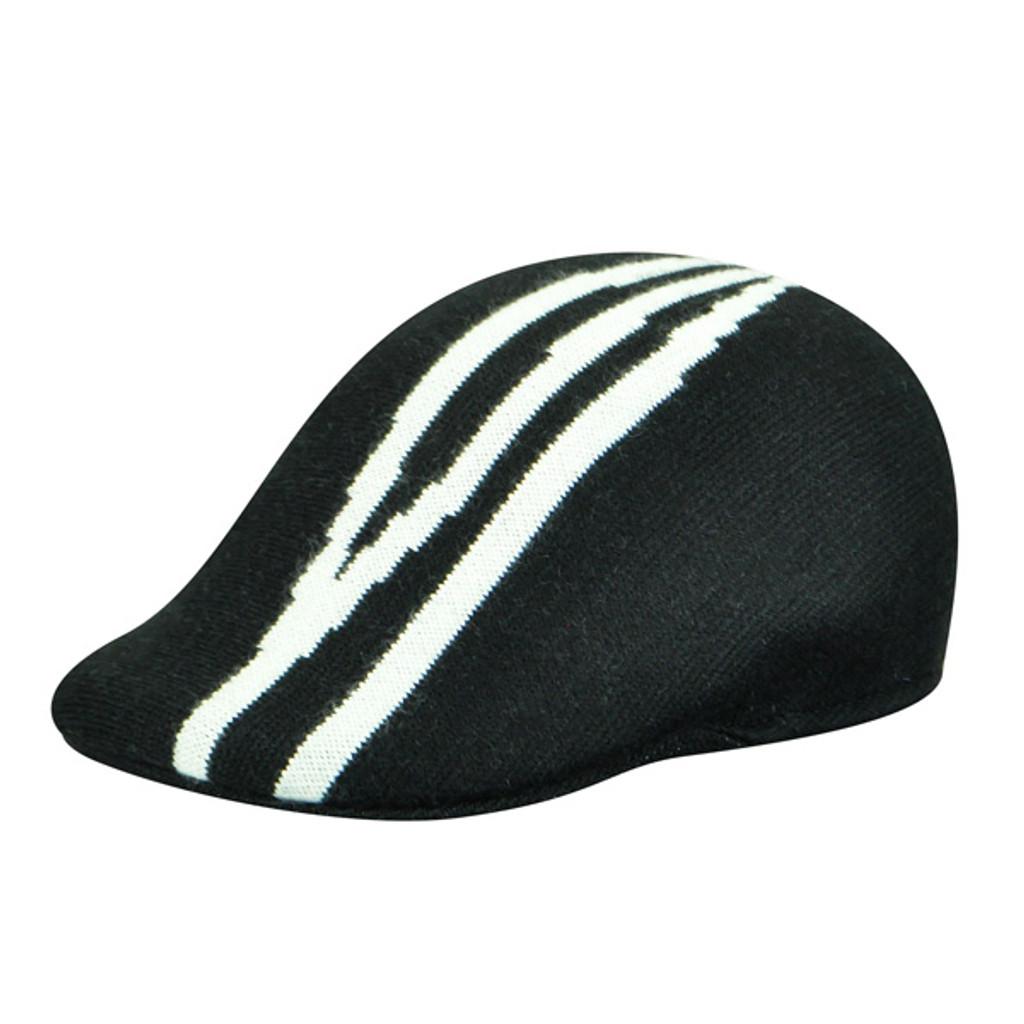 Kangol | Dorsal Stripe 507 Cap | Hats Unlimited