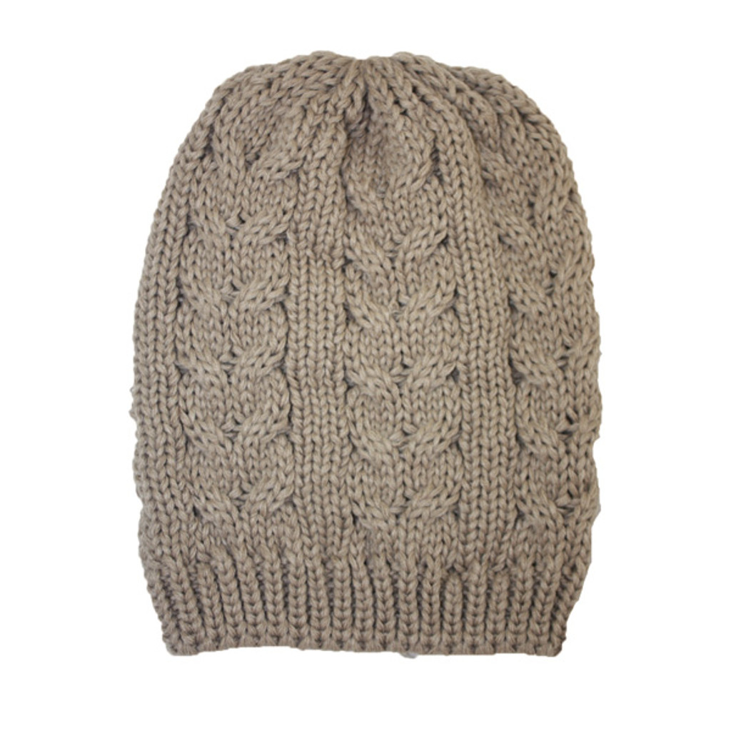 Jeanne Simmons | Knit Beanie Cap | Hats Unlimited
