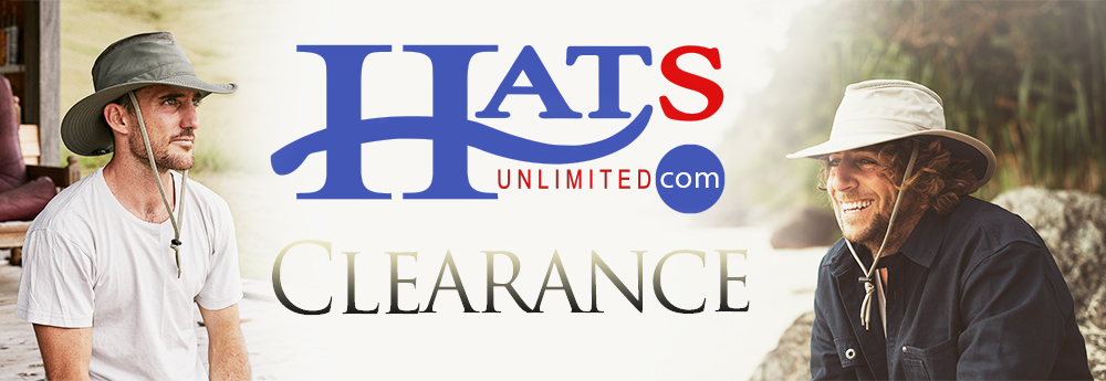 Clearance Items | Hats Unlimited
