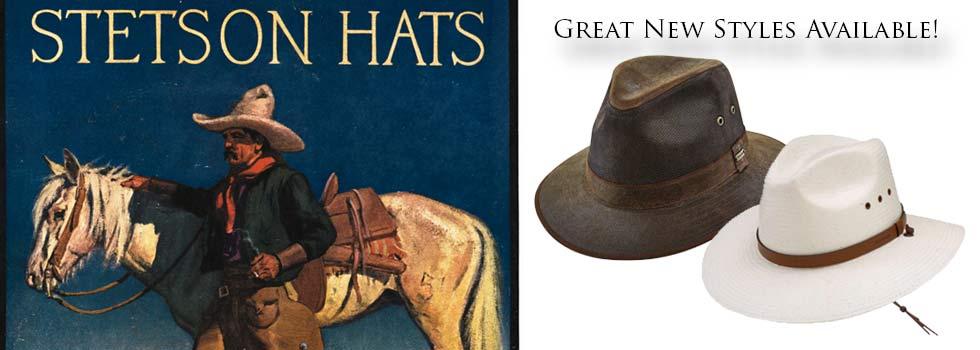 Stetson-Hats