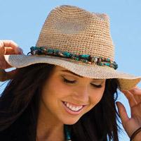Kooringal - Bora Bora Fedora Hat