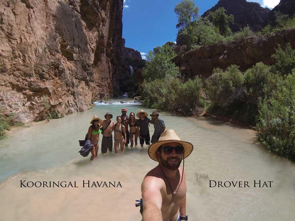 Kooringal Havana Drover Hat