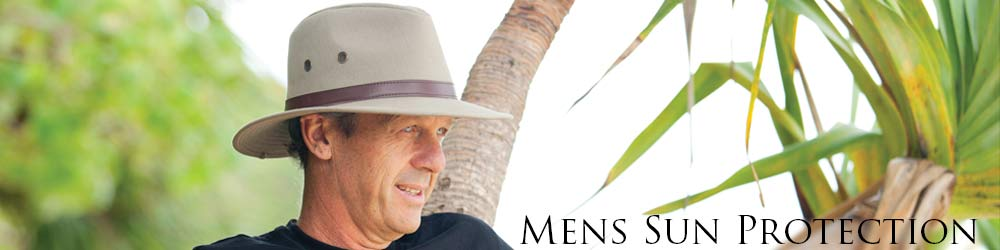 Men's Sun protection Hats