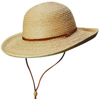 Scala - Raffia Braid Sun Hat