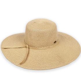 "Sun 'N' Sand - Natural Shoreline Hues 5"" Brim Hat"