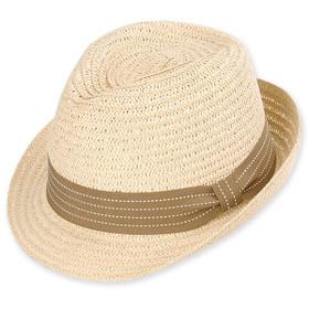 Sun 'N' Sand - Natural Swift Toyo Fedora Hat