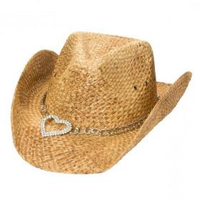Peter Grimm - Heart Attack Cowboy Hat