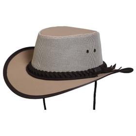 Conner - Aussie Canvas Mesh Hiker Hat