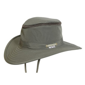 Conner - Tarpon Springs Floating Hat Olive