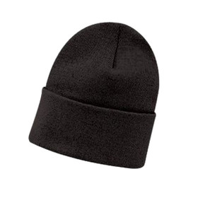 Otto Cap Knit Beanies in Black - Full View