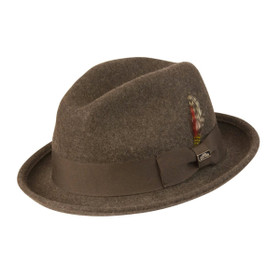 Conner - Soho Fedora Hat - Full View